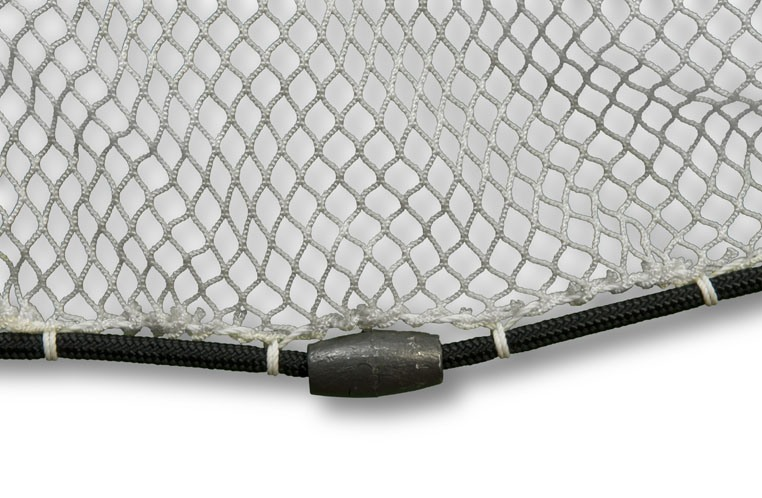 Accessories for pond drag nets